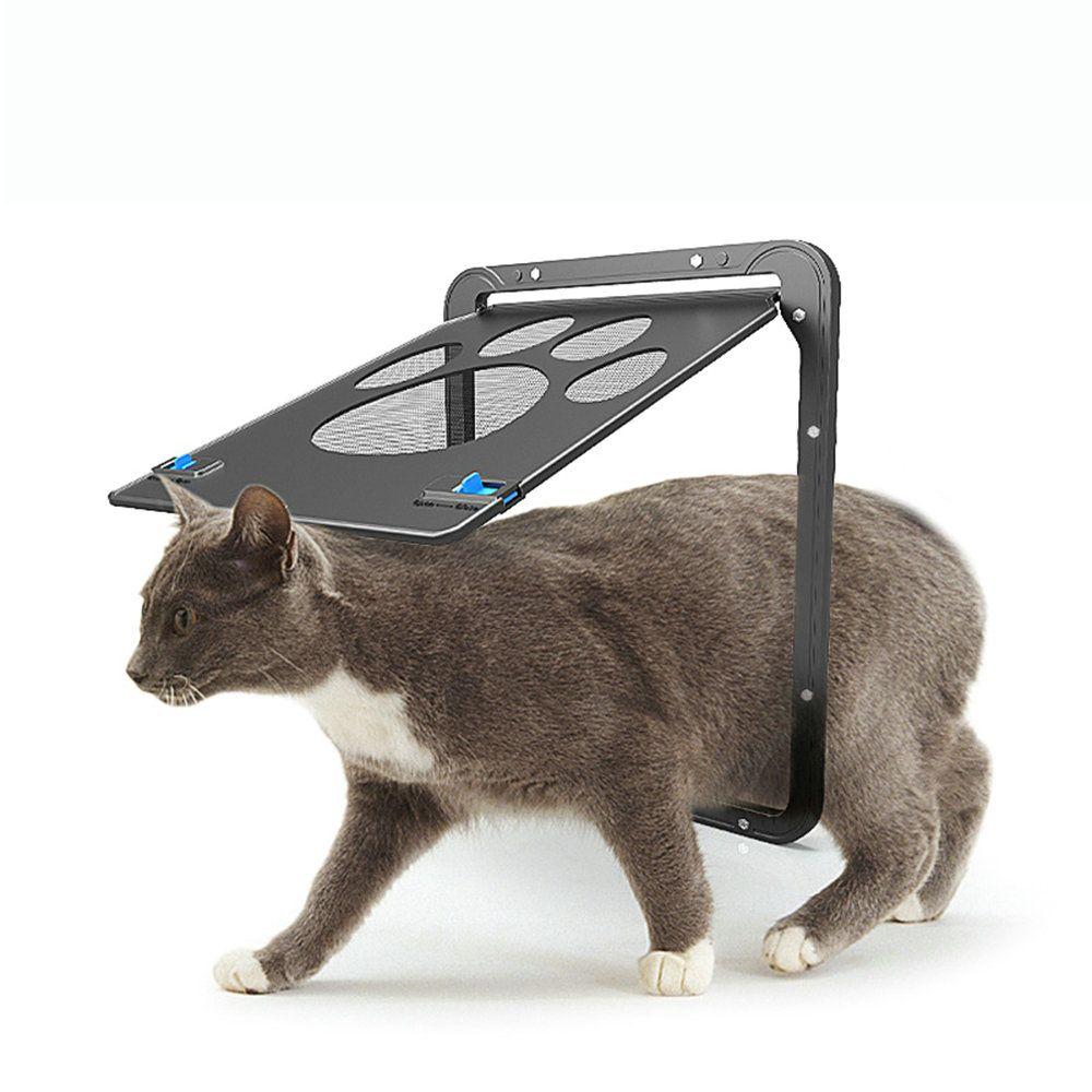 Katzeklappe Haustier Klappe Fur Katze Kleine Hunde Zu Gunstigen Preisen Kaufen Pet Screen Door Cat Door Pets