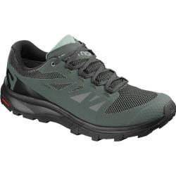 Photo of Salomon Damen Wanderschuhe Outline Gtx, Größe 41 ? in Urban Chic/Black/Green Milieu, Größe 41 ? in U