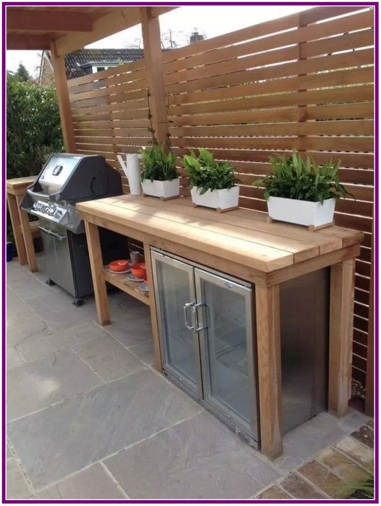 25 Outdoor Kitchen Decoration Ideas Outdoor Kitchen Decor Outdoor Kitchen Design Diy Outdoor Kitchen