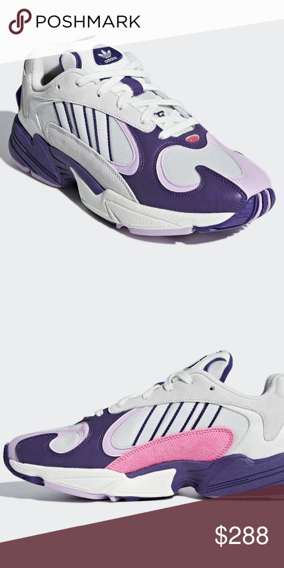 0c13ca4ee4b Adidas Dragonball Z Yung-1 Frieza Sneaker Brand New Tags  Kith Versace  Supreme Louis