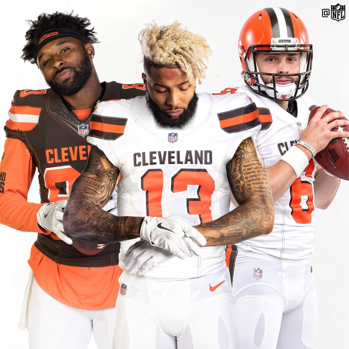 Nfl On Twitter Coming Soon In Cleveland Cleveland Browns Logo Cleveland Browns Football Browns Football