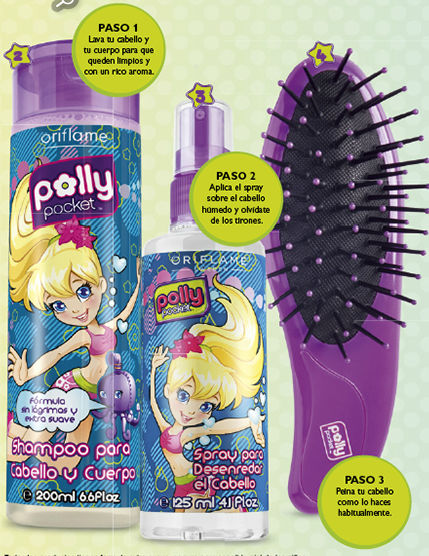 #Oriflame, Polly Pocket https://www.facebook.com/OriflameBerthaTorres