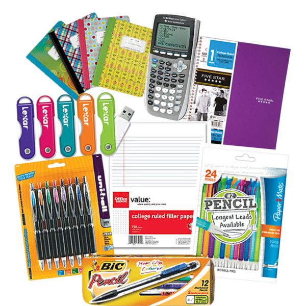 cool school supplies back to school supplies composition notebooks 30781