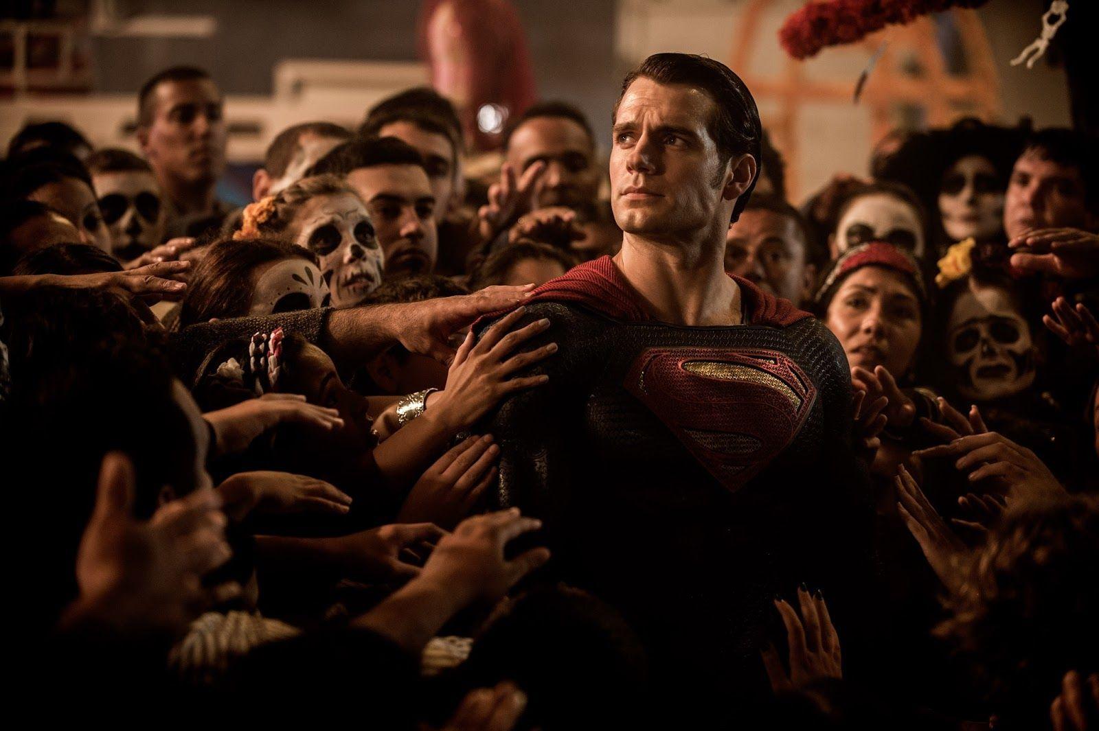 Batman V Superman Dawn of Justice Henry Cavill Movie Image 6