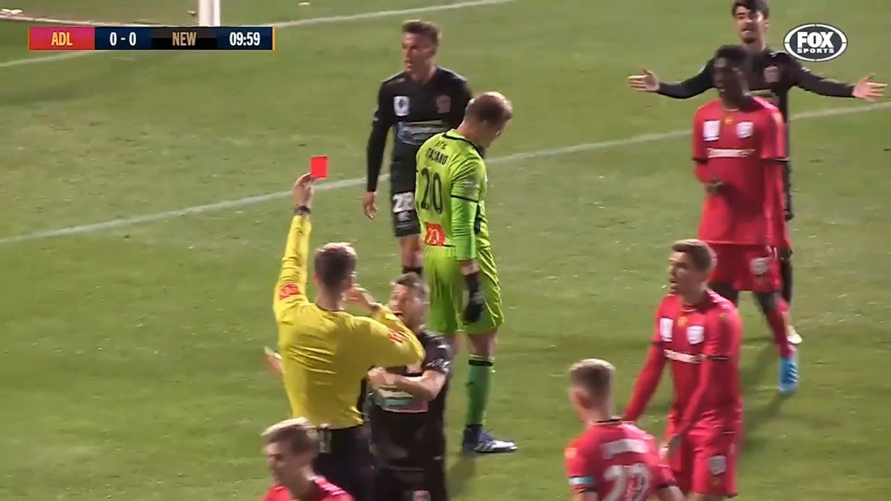 FFA Cup 2019 Quarter Final full-time highlights: Adelaide United v Newcastle Jets -