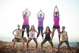 Image Result For Group Yoga Poses