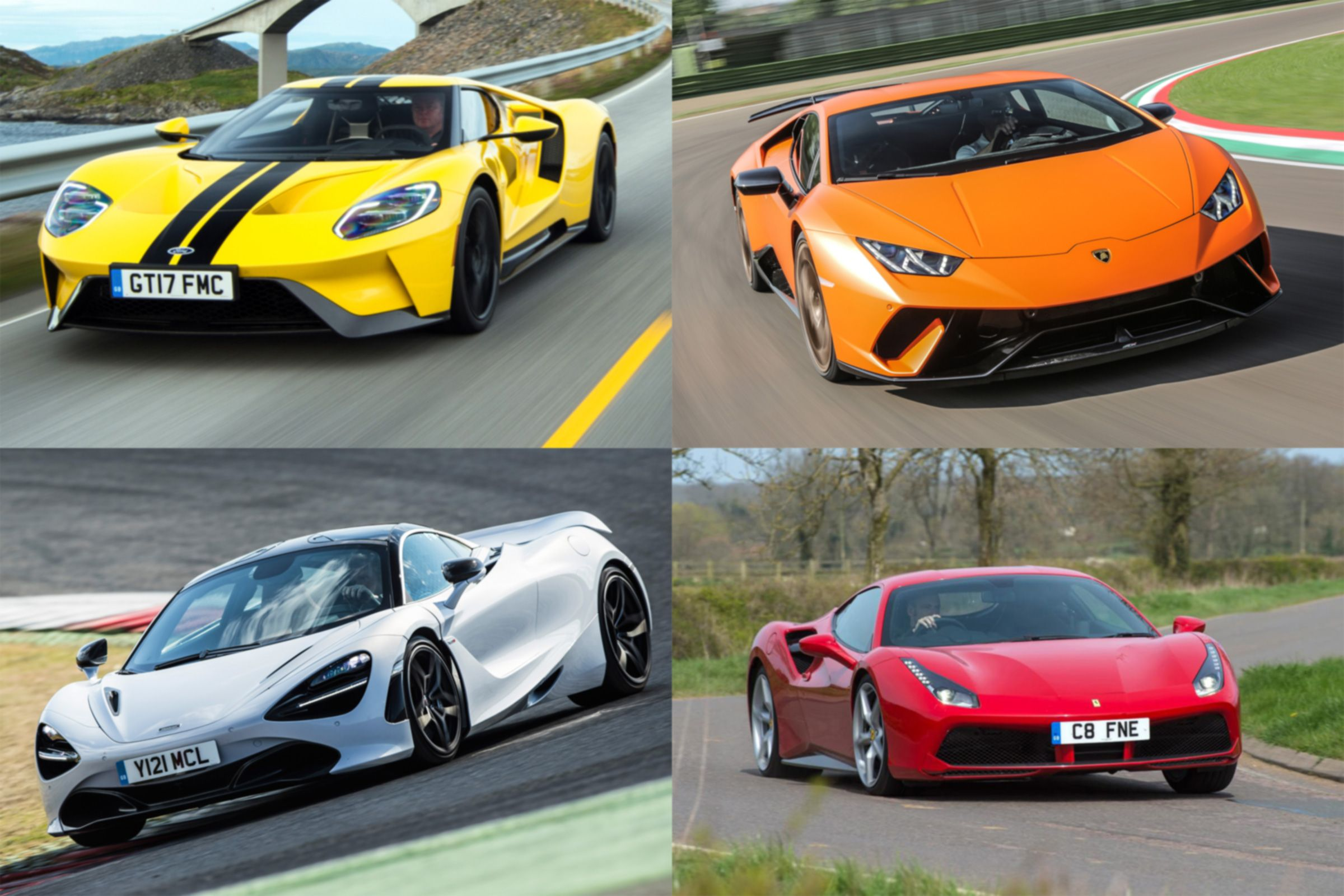Top 10 Sports Cars For 2019 With Images Super Cars
