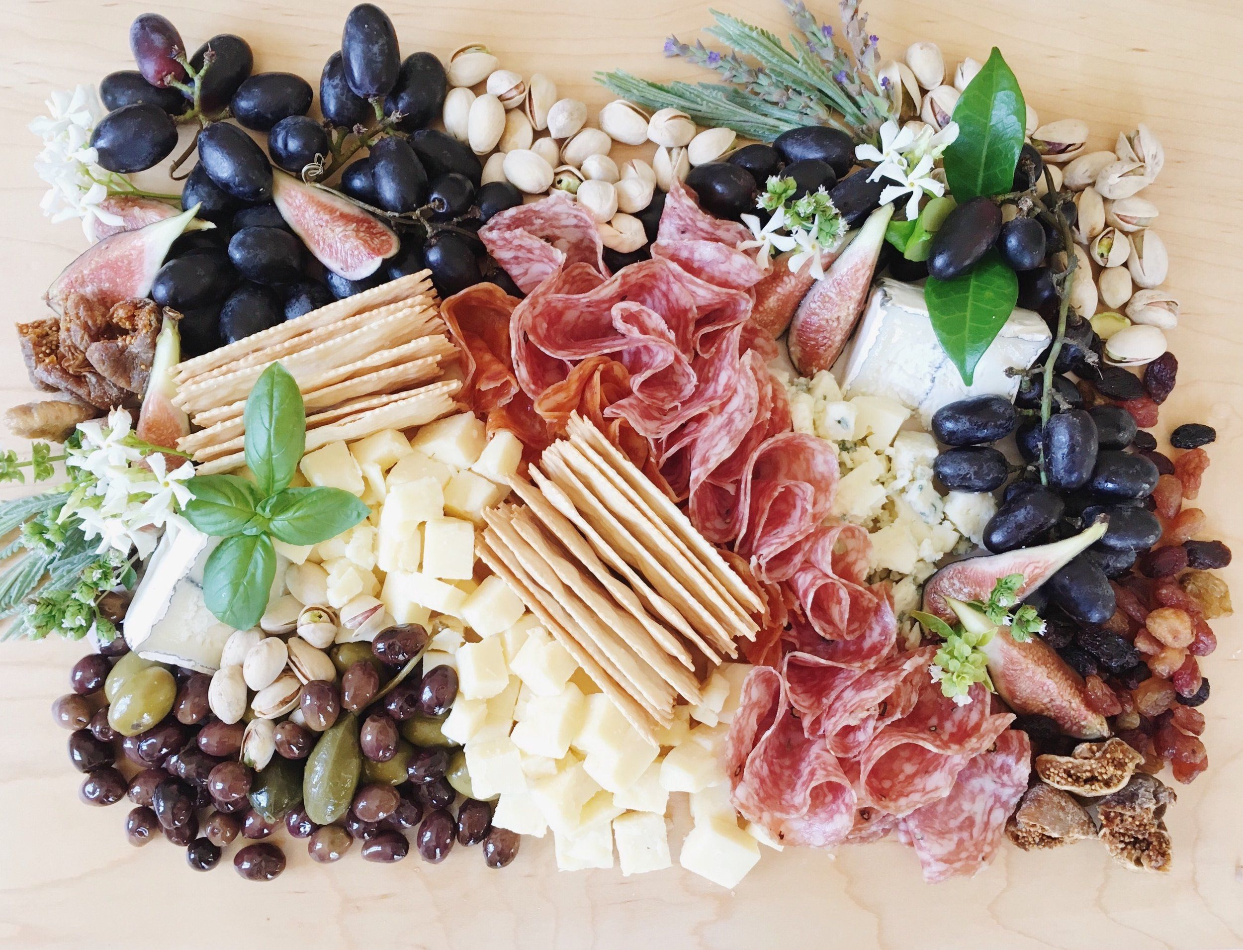 Hello Lovely Inspiration For Interiors Cheese And Wine Tasting Appetizer Display Charcuterie And Cheese Board