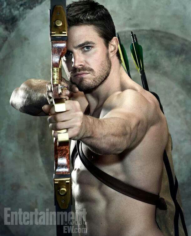 Hello Oliver Queen!