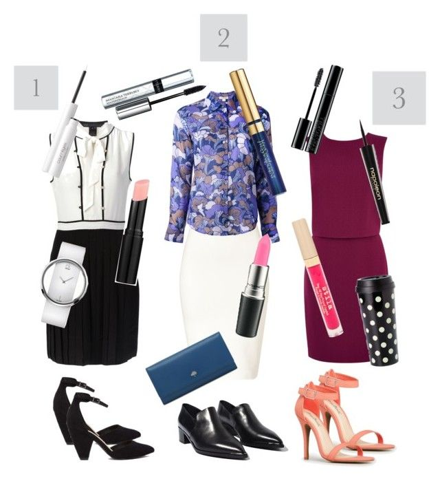 """Professional Summer Workwear"" by ambrosia-acid ❤ liked on Polyvore featuring Marc by Marc Jacobs, Jonathan Simkhai, Warehouse, Marc Jacobs, ASOS, Acne Studios, MAC Cosmetics, Sephora Collection, By Terry and Yves Saint Laurent"