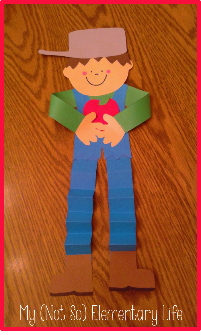Johnny Appleseed Craft And Activity Pack New Teachers Apple