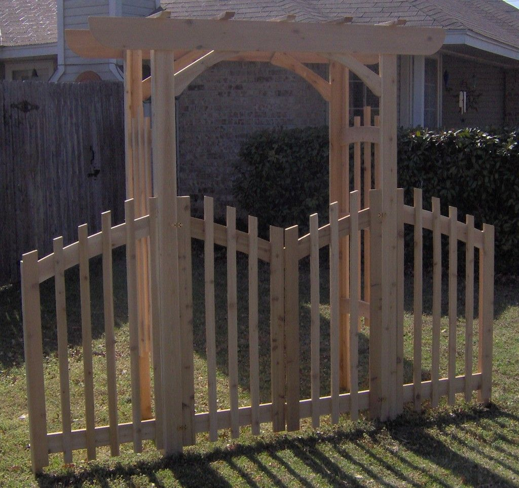 Decorative Garden Arbor