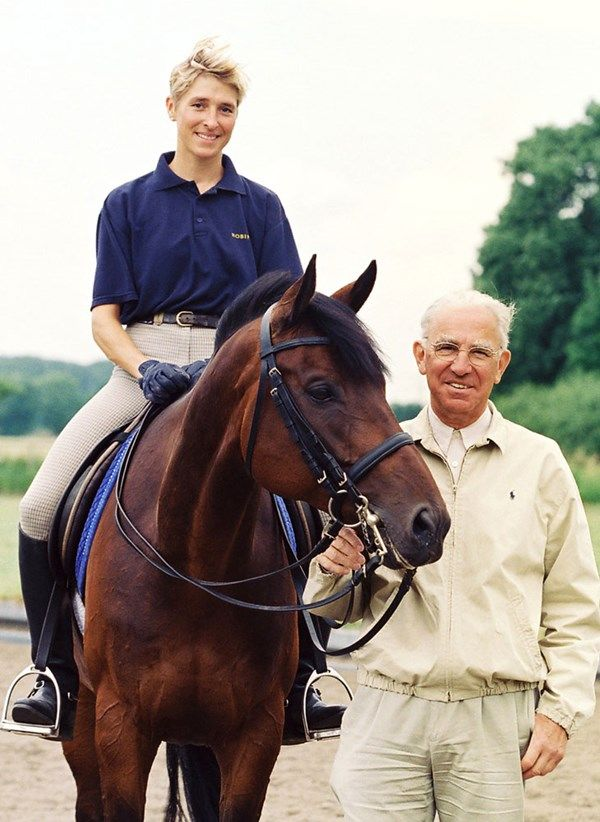 Not specific about OTTBs, but good advice, especially for a tense horse (which many OTTBs are)