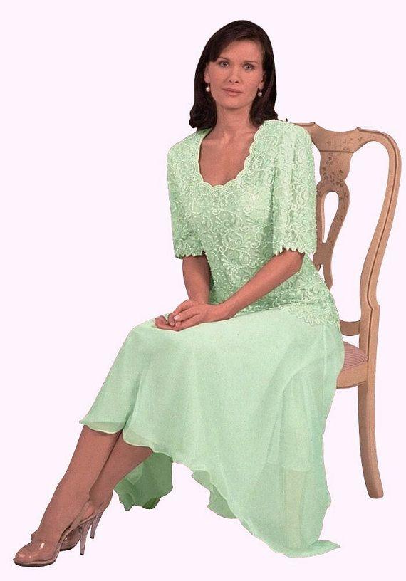 T Length Mothers Dresses