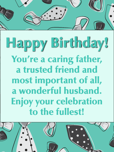 Enjoy To The Fullest Happy Birthday Wishes Card For Husband Birthday Greeting Cards By Davia Happy Birthday Wishes Cards Birthday Wish For Husband Happy Birthday Wishes