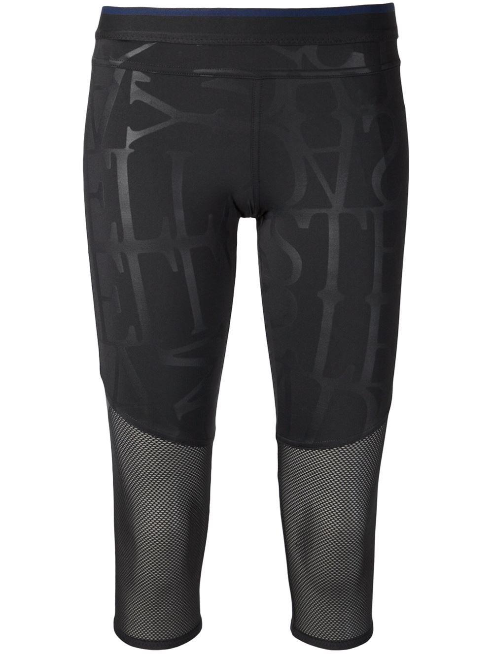 Adidas By Stella Mccartney 'running Performance' Leggings - Torregrossa - Farfetch.com