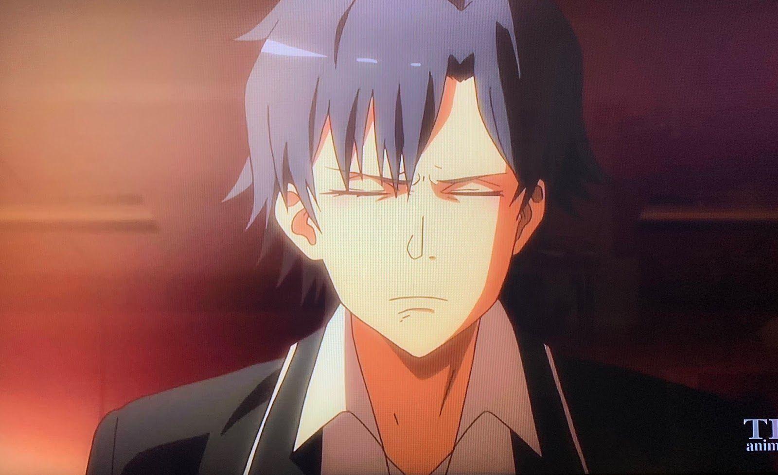 Oregairu Season 3 Episode 2 di 2020 Novel, Sekolah