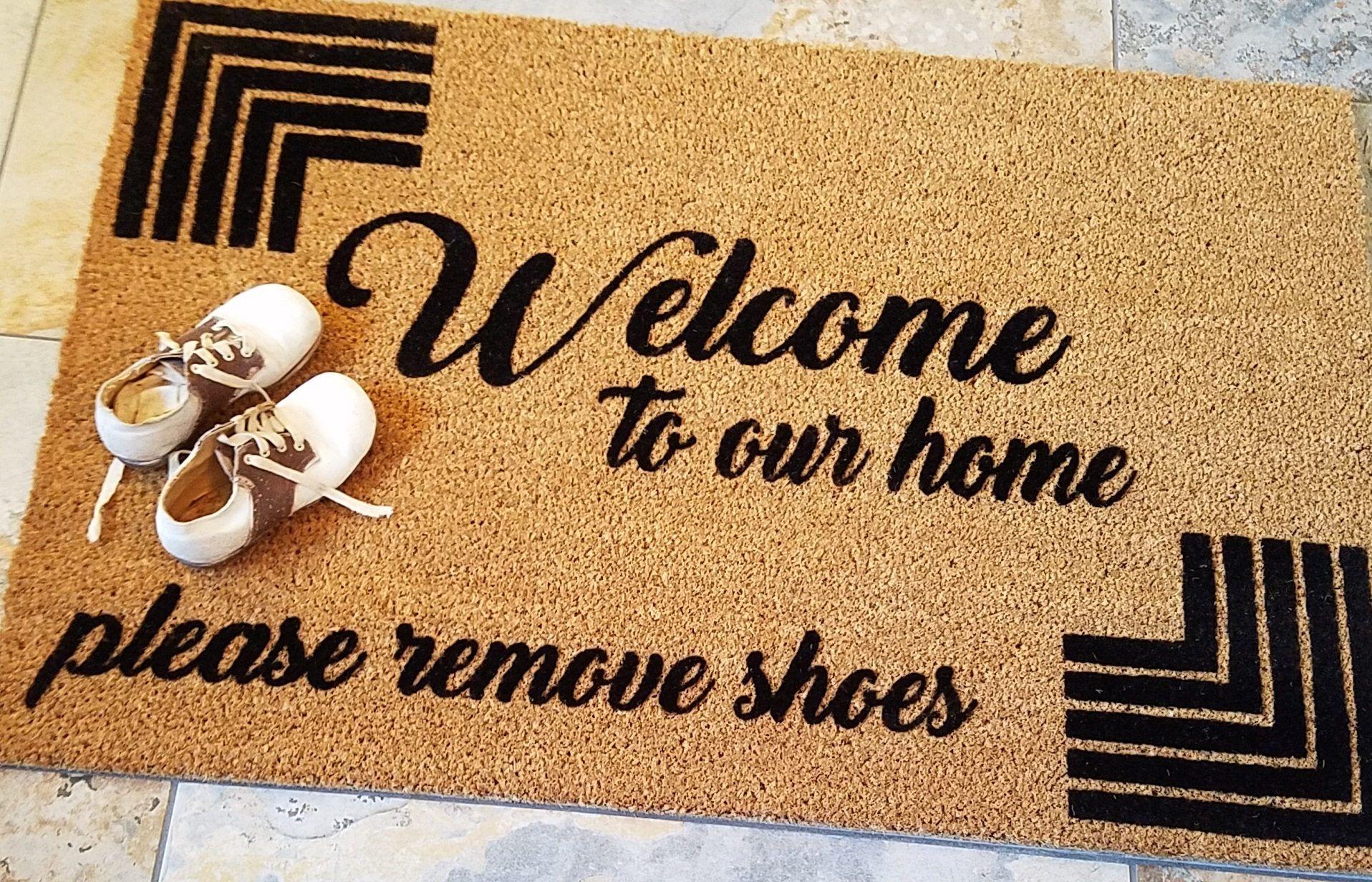 Doormats Welcome Mat Custom Doormat Personalized Doormat