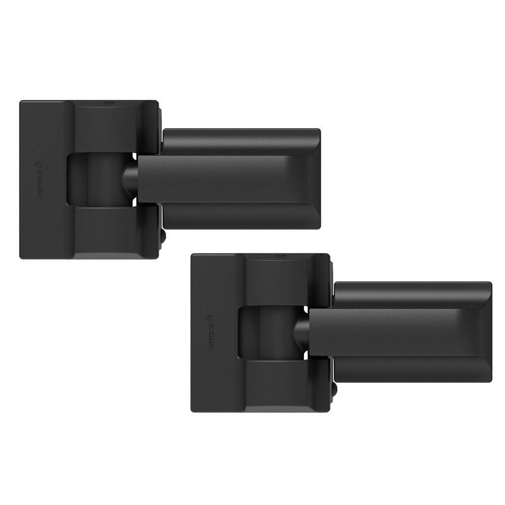 New 2-Pack Vinyl//Wood//Steel Gates Stainless Steel Hinges Heavy Duty Gate Hinge