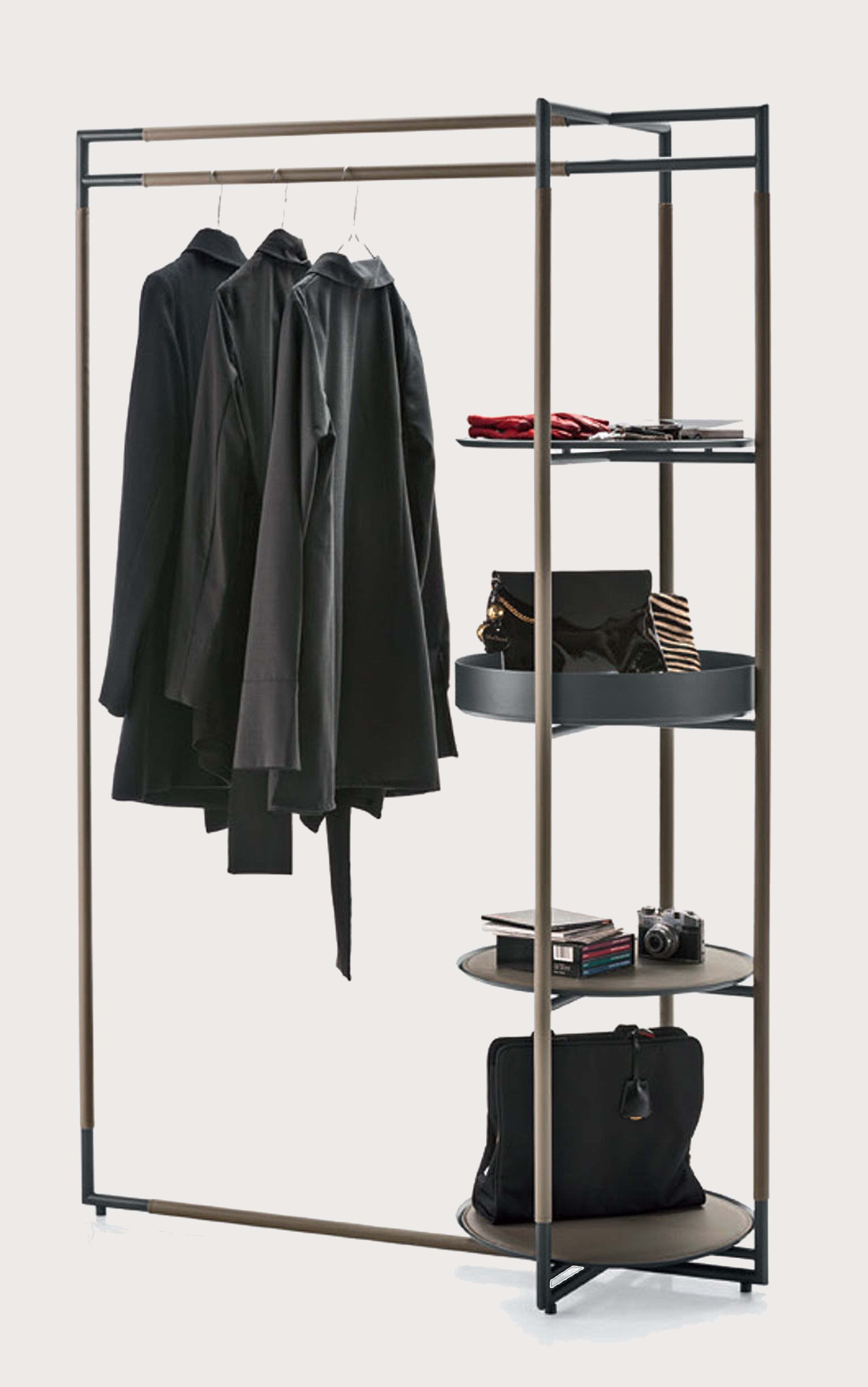 home closet telescopic valet design ideas rod