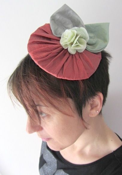 Cappello di MateriaEcoGioielli su DaWanda.com
