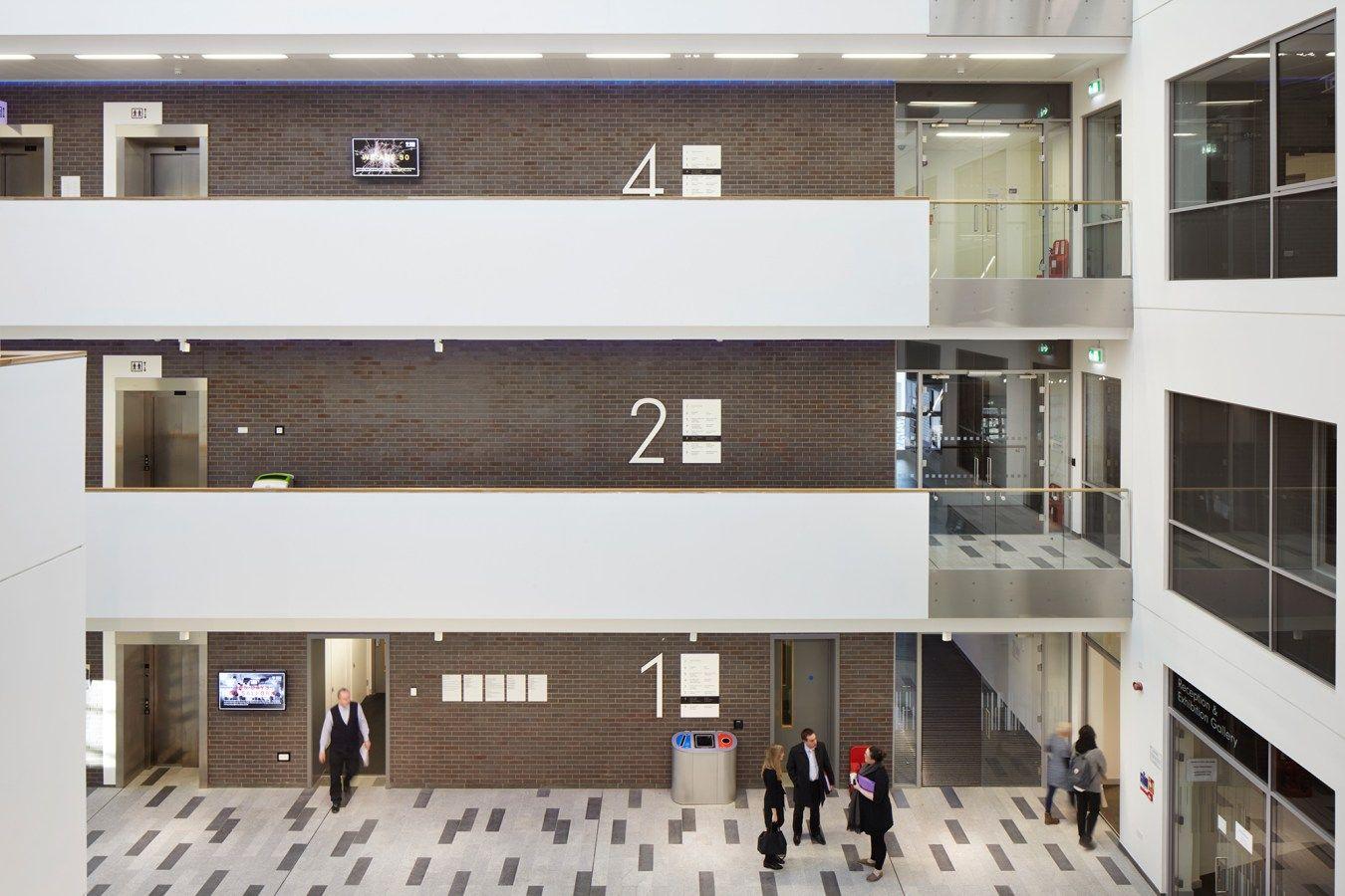 The New Adelphi Building University Of Salford