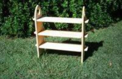 Timber Shelves Small