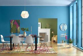 Couleurs Tendance 2018 En Decoration Interieure De La Maison