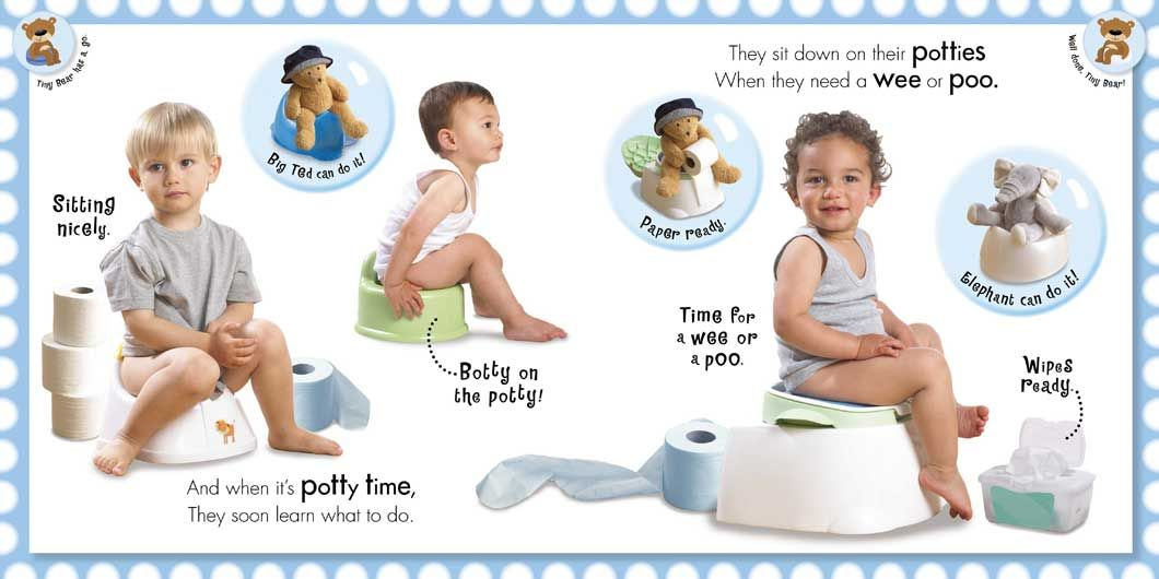 Toilet Training Tips • Cuddle Fairy • Becky O'Haire