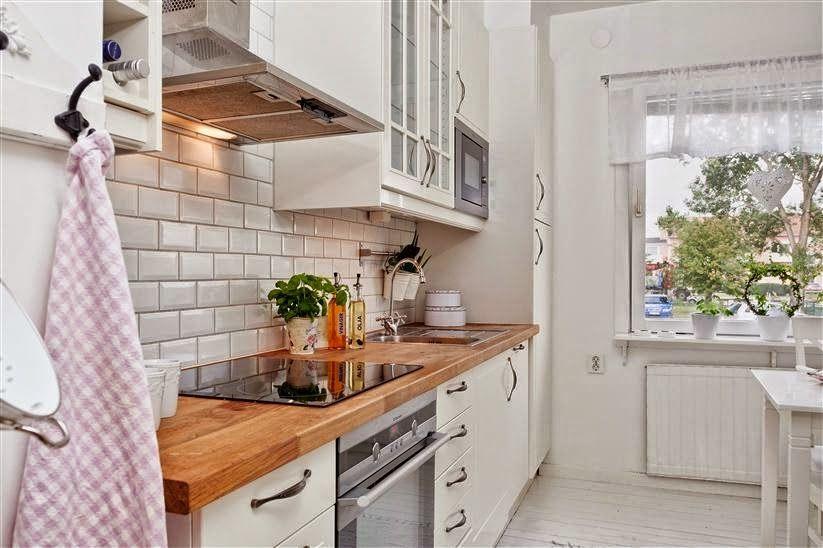 Kuchnia W Skandynawskim Stylu Kitchen Cabinets Home Interior