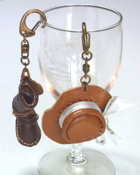 Leather craft  Miniature accessories  Opus 4  Hat