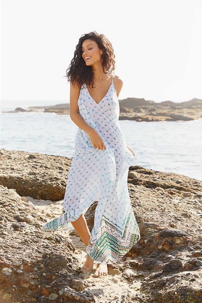 Beach coverup by LC Lauren Conrad for Kohl's
