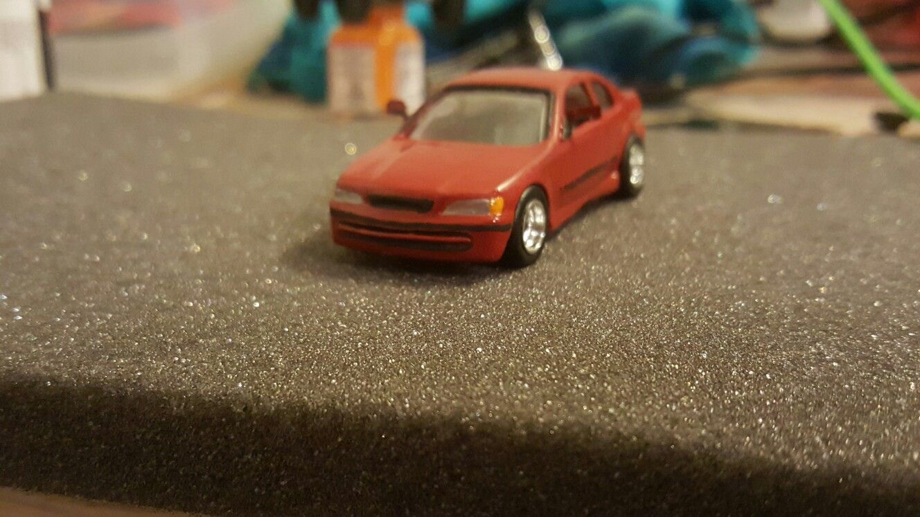 The Only Toyota Tercel 1 64 Scale Toyota Tercel Diecast Cars Toy Car