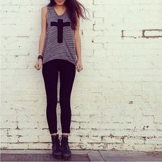 Hipster Girl Fashion