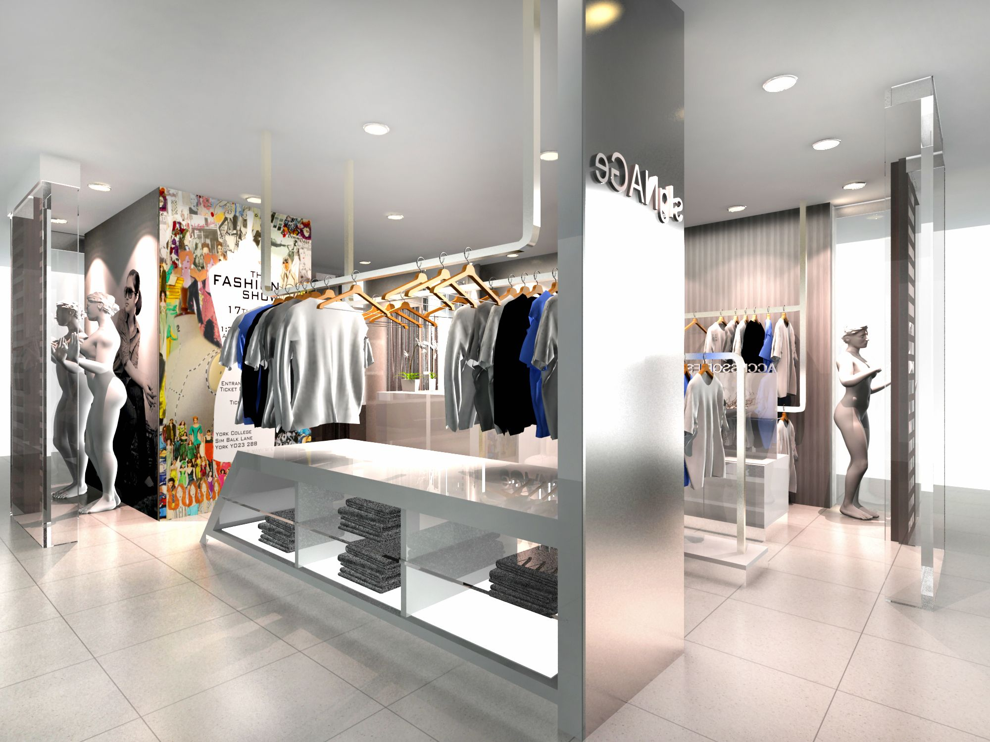 Apart Shop Retail Shop Design Helps Retail Designers To Get An Idea Of Great