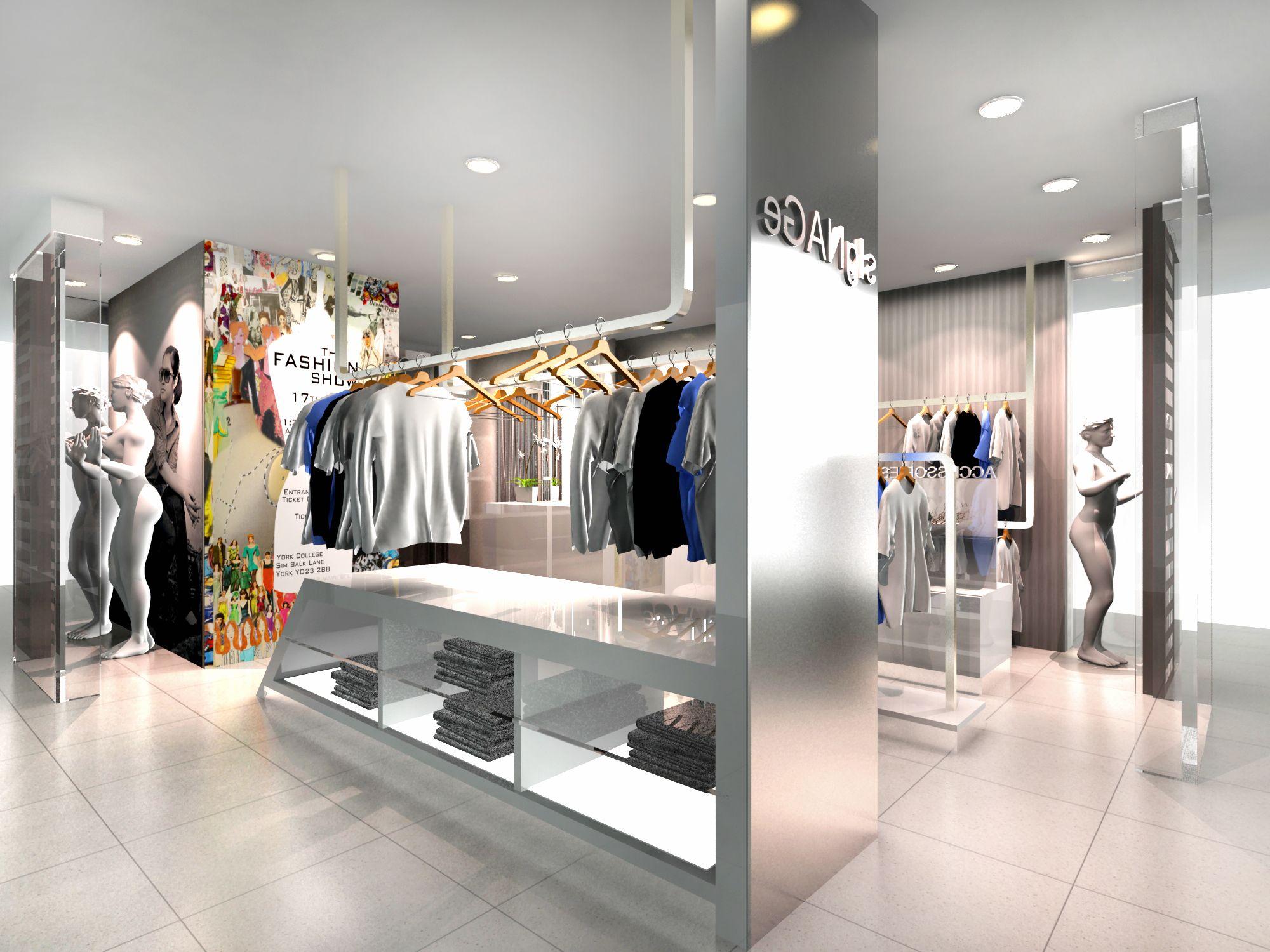Retail shop design in Singapore. I-bridge offers you ...