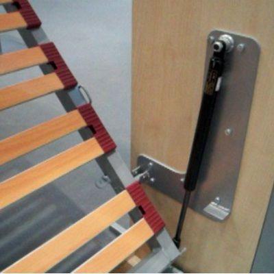 Foto herrajes 2 262476 pc mobiliario planos de cama - Fabricar cama abatible ...