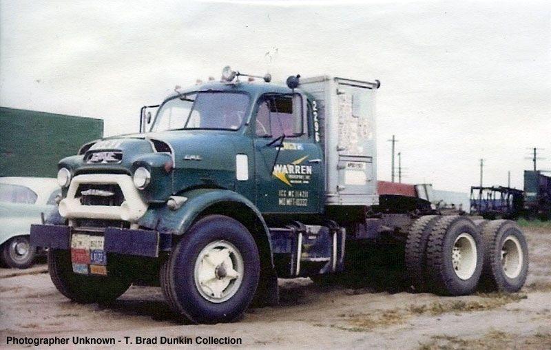 1949 GMC ACX874 Semi-Truck - Antique and Classic Truck ...