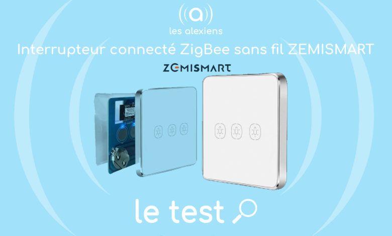 Test Zemismart Switch Zigbee Sans Neutre Un Interrupteur Qui Fait Fi Des Fils Interrupteur Connecte Interrupteurs Interrupteur Sans Fil