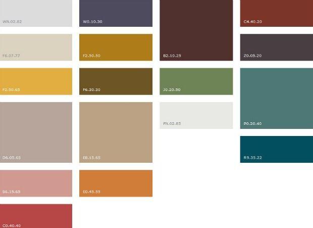 Kleurenpallet 2014 urban folk het palet van urban folk for Interieur kleuren 2014
