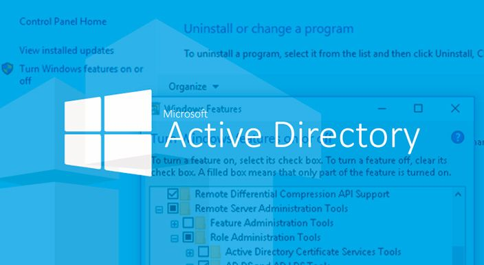 In This Short Article We Will Show You How To Install Active Directory Snap In On Your Windows 10 Active Directory Innovation Technology Windows