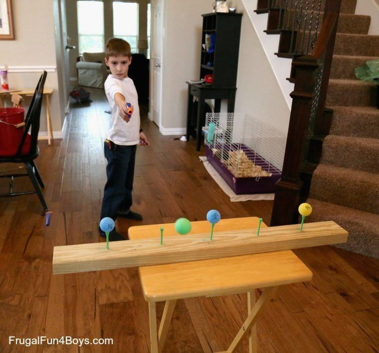 Awesome Game Ideas for a Dude Perfect Style Birthday Party ...