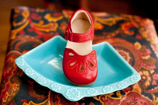 Livie & Luca Petal shoes