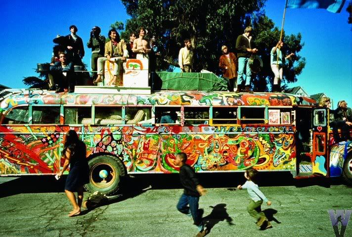 Trip of a lifetime: Ken Kesey, LSD, the Merry Pranksters