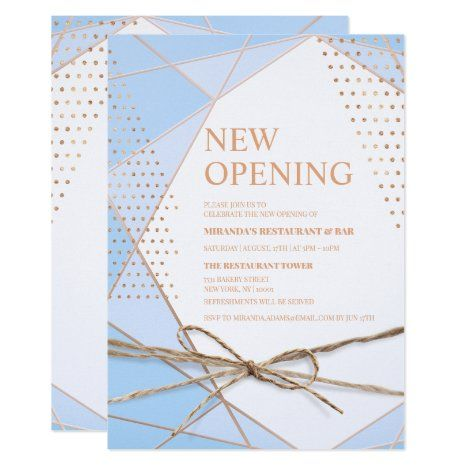 Gold Glitter Typography Restaurant New Opening Invitation Zazzle Com Grand Opening Invitations Shop Opening Invitation Card Calendar Design Template