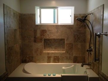 walk in whirlpool tub with shower. Walk in Jacuzzi Tub With Moen Shower Val Design Ideas  Pictures Remodel and Decor walk tub shower combo visit houzz com house ideas Pinterest