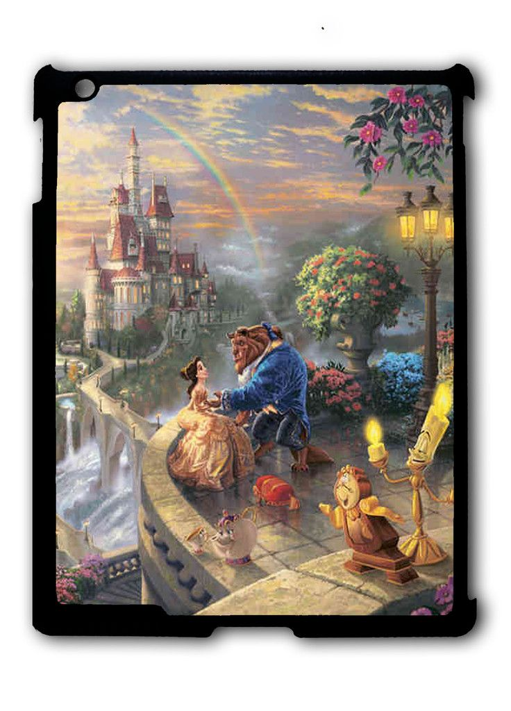 Beauty And The Beast Dancing iPad case, Available for iPad