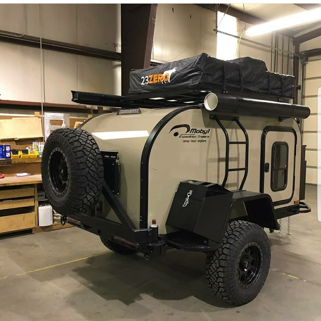Camper Trailers: Pin By Sean White On Landrover Camper