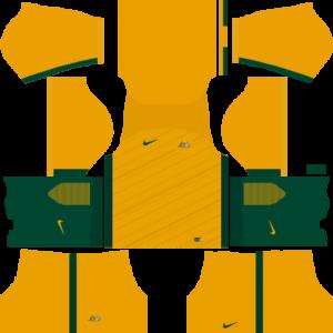 Dream League Soccer Australia Nike Kits Logo Dls 2018 19 In 2020 Soccer Kits Soccer League