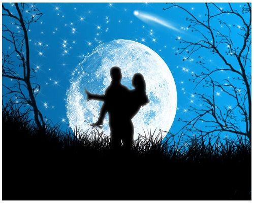 Imagenes De Lunas Romanticas